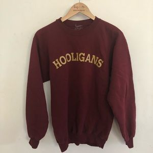 Rich Kids Hooligans sweatshirt size S